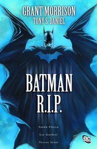 Batman R.I.P. - Klickt hier für die große Abbildung zur Rezension