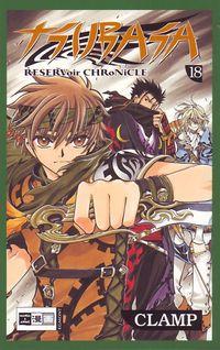 Tsubasa RESERVoir CHRoNiCLE 18 - Klickt hier für die große Abbildung zur Rezension