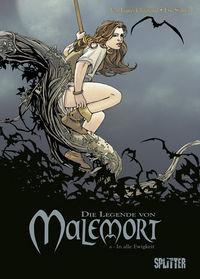 Die Legende von Malemort 6: In alle Ewigkeit - Klickt hier für die große Abbildung zur Rezension