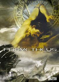 Prometheus 1: Atlantis - Klickt hier für die große Abbildung zur Rezension