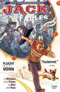 Jack of Fables 1: Flucht nach vorn - Klickt hier für die große Abbildung zur Rezension
