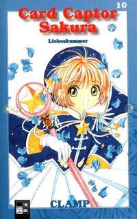 Card Captor Sakura 10 - Klickt hier für die große Abbildung zur Rezension