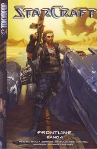 StarCraft: Frontline 4 - Klickt hier für die große Abbildung zur Rezension
