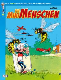 Die Minimenschen Maxiausgabe 6 - Klickt hier für die große Abbildung zur Rezension
