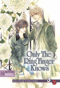 Only the Ring Finger Knows (Nippon Novel) 3 - Klickt hier für die große Abbildung zur Rezension