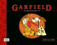 Garfield Gesamtausgabe 13: 2002 bis 2004 - Klickt hier für die große Abbildung zur Rezension