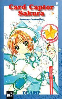 Card Captor Sakura 9 - Klickt hier für die große Abbildung zur Rezension