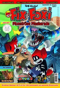 Fix & Foxi Magazin Nr. 02/2010 - Klickt hier für die große Abbildung zur Rezension