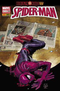 Spider-Man 70 - Klickt hier für die große Abbildung zur Rezension