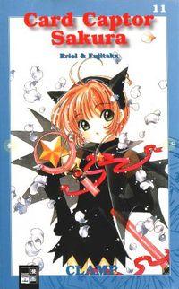 Card Captor Sakura 11 - Klickt hier für die große Abbildung zur Rezension