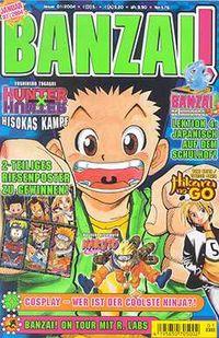 Banzai ! 27 - Klickt hier für die große Abbildung zur Rezension