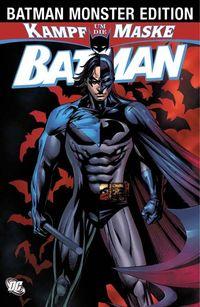 Batman Monster Edition 4: Kampf um die Maske - Klickt hier für die große Abbildung zur Rezension