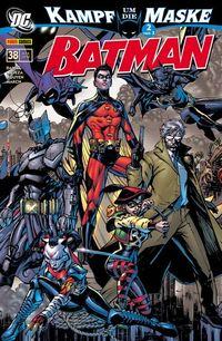 Batman 38: Kampf um die Maske 2 (von 3) - Klickt hier für die große Abbildung zur Rezension