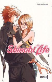 Shinobi Life 1 - Klickt hier für die große Abbildung zur Rezension