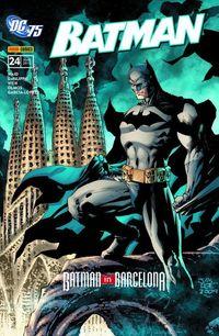 Batman Sonderband 24: Batman in Barcelona - Klickt hier für die große Abbildung zur Rezension