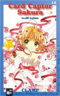 Card Captor Sakura 12 - Klickt hier für die große Abbildung zur Rezension