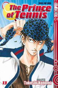 The Prince of Tennis 13 - Klickt hier für die große Abbildung zur Rezension