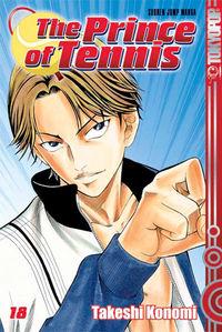 The Prince of Tennis 18 - Klickt hier für die große Abbildung zur Rezension