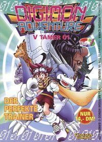 Digimon Adventures 1 - Klickt hier für die große Abbildung zur Rezension