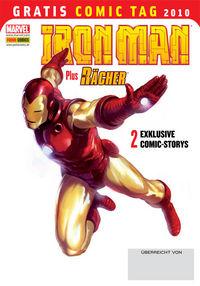 Iron Man / Die Rächer - Gratis Comic Tag 2010 - Klickt hier für die große Abbildung zur Rezension