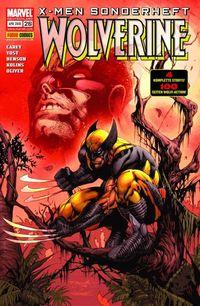 X-Men Sonderheft 26: Wolverine - Klickt hier für die große Abbildung zur Rezension