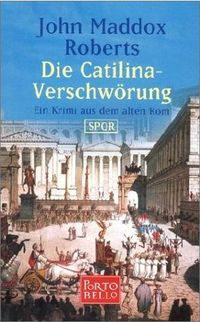 Die Catilina-Verschwörung Cover