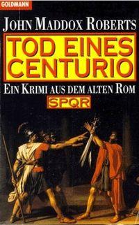 Tod eines Centurio Cover