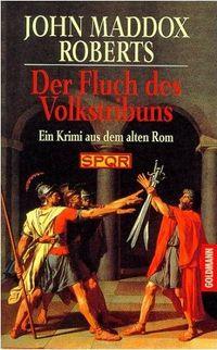 Der Fluch des Volkstribuns Cover