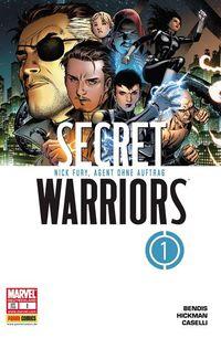 Secret Warriors 1: Nick Fury, Agent ohne Auftrag - Klickt hier für die große Abbildung zur Rezension