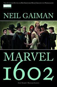 Marvel 1602 - Klickt hier für die große Abbildung zur Rezension