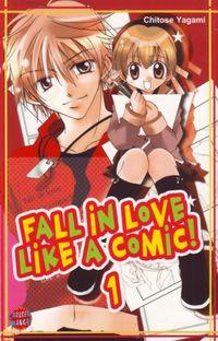 Fall in Love Like a Comic 1 - Klickt hier für die große Abbildung zur Rezension