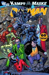 Batman 39: Kampf um die Maske (3 von 3) - Klickt hier für die große Abbildung zur Rezension