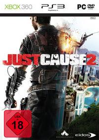 Just Cause 2 - Klickt hier für die große Abbildung zur Rezension