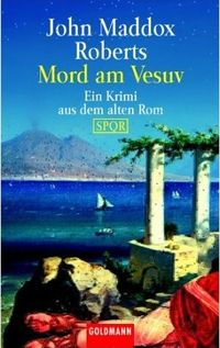 Mord am Vesuv Cover