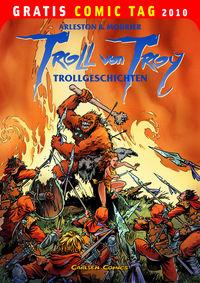 Troll von Troy 1: Trollgeschichten - Gratis Comic Tag 2010 - Klickt hier für die große Abbildung zur Rezension