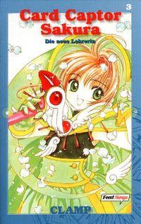Card Captor Sakura 3 - Klickt hier für die große Abbildung zur Rezension