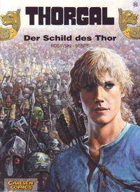 Thorgal 31: Der Schild des Thor - Klickt hier für die große Abbildung zur Rezension