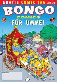 Bongo Comics für umme! - Gratis Comic Tag 2010 - Klickt hier für die große Abbildung zur Rezension