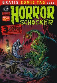 Horrorschocker - Gratis Comic Tag 2010 - Klickt hier für die große Abbildung zur Rezension