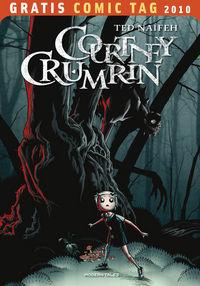 Courtney Crumrin - Gratis Comic Tag 2010 - Klickt hier für die große Abbildung zur Rezension