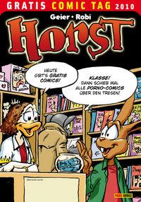 Horst - Gratis Comic Tag 2010 - Klickt hier für die große Abbildung zur Rezension