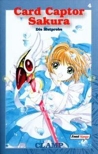 Card Captor Sakura 4 - Klickt hier für die große Abbildung zur Rezension