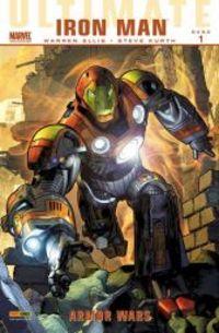 Ultimate Iron Man 1: Armor Wars - Klickt hier für die große Abbildung zur Rezension