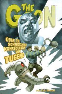 The Goon 5: Über die schrecklichen Konsequenzen von Tugend - Klickt hier für die große Abbildung zur Rezension