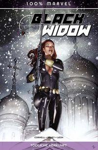 100% Marvel 49: Black Widow - Tödliche Herkunft - Klickt hier für die große Abbildung zur Rezension