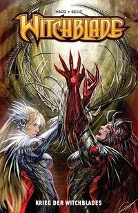Witchblade 3: Krieg der Witchblades - Klickt hier für die große Abbildung zur Rezension