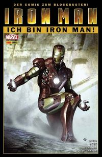 Iron Man: Ich bin Iron Man - Klickt hier für die große Abbildung zur Rezension