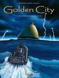 Golden City 7: Die verlorenen Kinder - Klickt hier für die große Abbildung zur Rezension