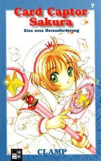 Card Captor Sakura 7 - Klickt hier für die große Abbildung zur Rezension