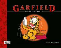 Garfield Gesamtausgabe 14: 2004 bis 2006 - Klickt hier für die große Abbildung zur Rezension